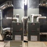 Campbell River Commercial Furnace Installation