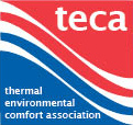 Member of TECA, the Thermal Environmental Comfort Association